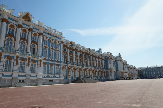 Weekly Photo Challenge : Inside - Catherine Palace, St. Petersburg